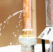 water pipe repair Tulsa
